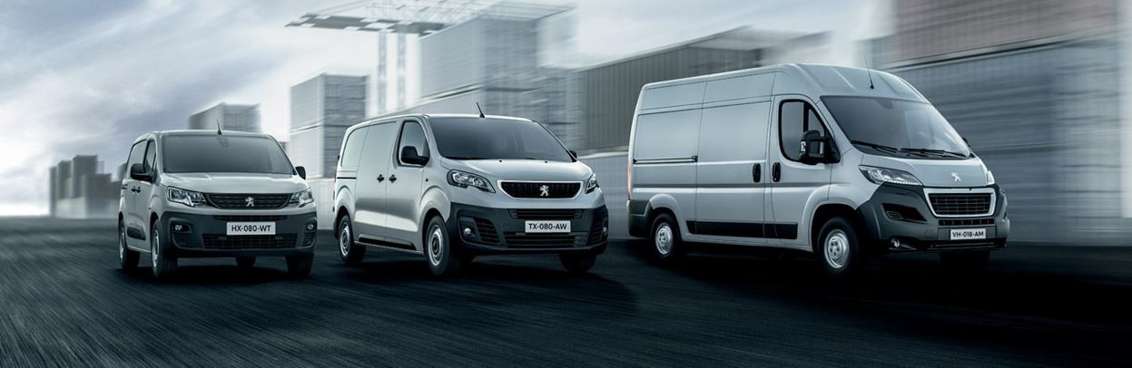 HEADER ODM - GAMME UTILITAIRES PEUGEOT