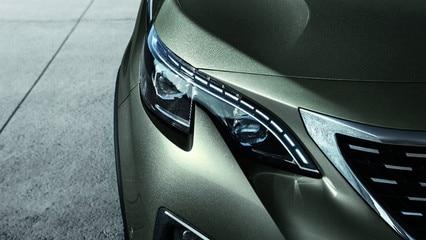 Performances sportives - Nouveau SUV PEUGEOT 5008 GT