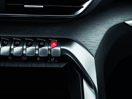 Chromes acier satin - Nouveau SUV PEUGEOT 5008 GT