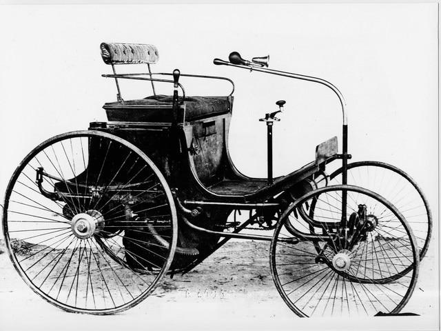 L'aventure familiale – 1891 commercialisation du type 3