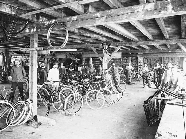 L'aventure familiale – 1896 création de la Société Anonyme des Automobiles Peugeot