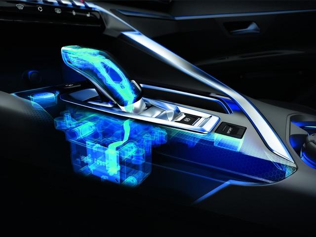 Boîte de vitesses automatique à 6 rapports EAT6 - Nouveau SUV PEUGEOT 5008 GT