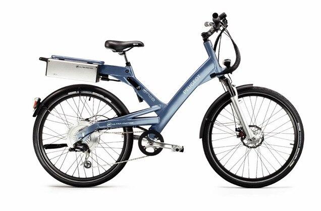 Les deux-roues – premier vélo à assistance électrique lancé en 2009