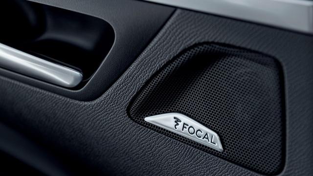 Nouveau SUV PEUGEOT 5008 : Sonorisation Haute-Fidélité