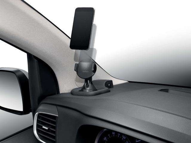 Peugeot Expert - Support smartphone