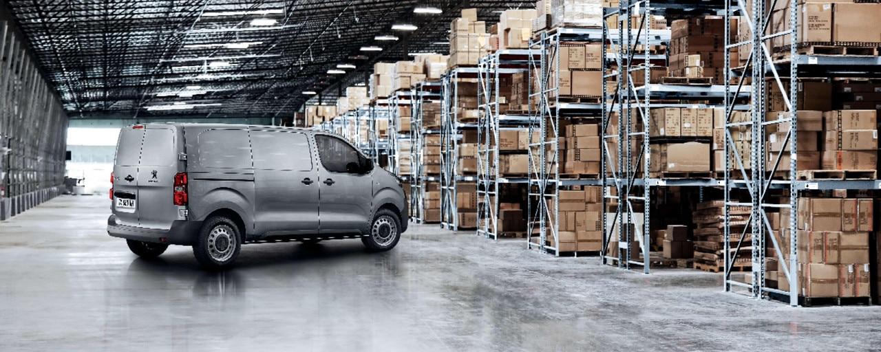 Peugeot Expert - Volume de chargement