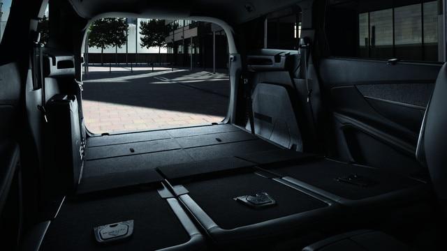 Coffre de très grand volume - Nouveau SUV PEUGEOT 5008 GT