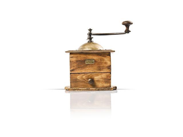 La diversification – 1840 début de la production des moulins à café