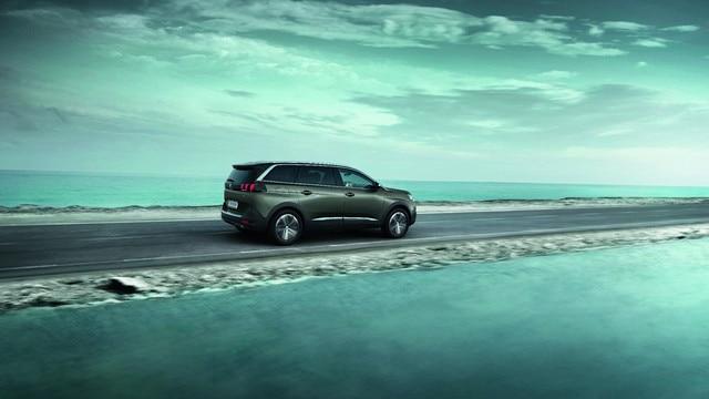 Prestations routières - Nouveau SUV PEUGEOT 5008 GT