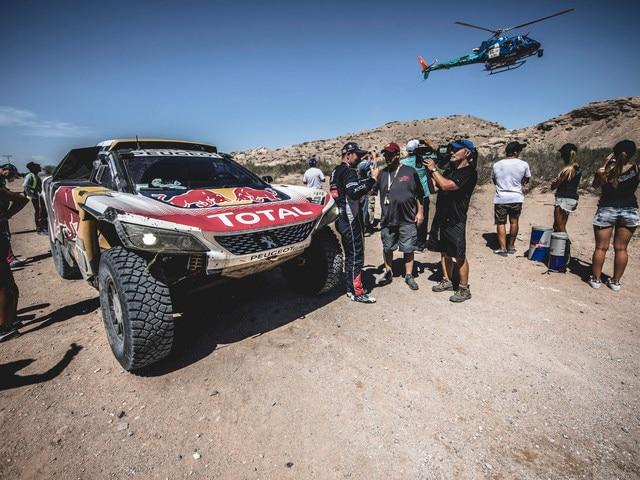 Dakar 2017 – La Peugeot 3008 DKR remporte la compétition