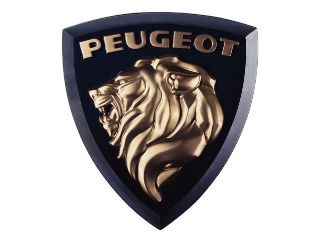 Les Lions Peugeot – un style plus moderne doré du Lion pour la 404 en 1960