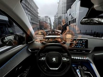 Peugeot SUV 3008 - VR : découvrez l'Active Safety Brake en réalité virtuelle